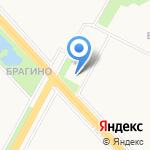 ЗАГС Дзержинского района на карте Ярославля