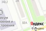 Схема проезда до компании Апрель в Северодвинске