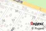 Схема проезда до компании Ростов-бетон в Ростове-на-Дону