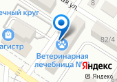 Библиотека им. М.Ю. Лермонтова на карте
