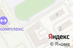 Схема проезда до компании АрхиПлан в Ивняках