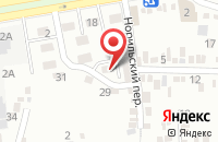 Схема проезда до компании Фарматека в Березовке