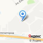 Стеллит на карте Ярославля