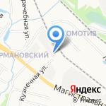 BS-Racing на карте Ярославля