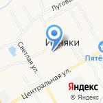 Администрация Ивняковского сельского поселения на карте Ярославля