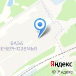 Коксохиммонтаж-Волга на карте Ярославля