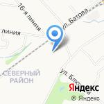 SM+ на карте Ярославля