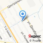 А-СервисСтрой на карте Ярославля