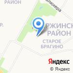 Ареналь на карте Ярославля