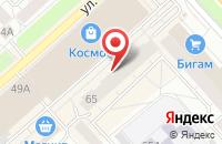 Схема проезда до компании СУШИ МИКС в Ярославле