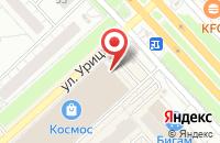 Схема проезда до компании ОНЛАЙН ТРЕЙД в Ярославле