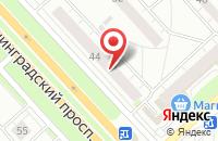 Схема проезда до компании Автор Сайтов в Ярославле