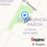 MAXIM на карте Ярославля