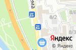 Схема проезда до компании Ермолинские полуфабрикаты в Сочи