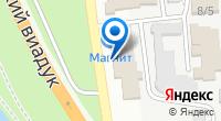 Компания БетонСтройГрупп на карте
