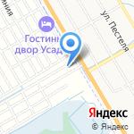Локомотив-1 на карте Ярославля
