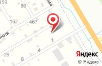 Схема проезда до компании Локомотив-1 в Ивняках