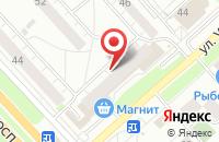 Схема проезда до компании Ярославские облачные инфраструктуры в Ярославле