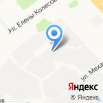 Авто-граф на карте Ярославля