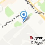 МИРАЖ на карте Ярославля