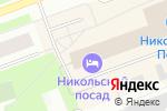 Схема проезда до компании Электросвет в Северодвинске