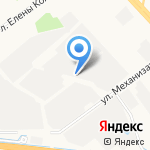 Interlaser на карте Ярославля