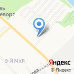 СК-Капитал на карте Ярославля