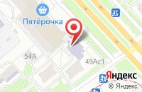 Схема проезда до компании Россияне в Ярославле