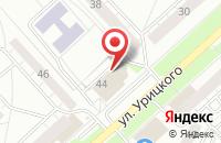 Схема проезда до компании Ситилинк в Ярославле