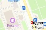 Схема проезда до компании Магазин-киоск по продаже шаурмы в Северодвинске