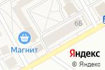 Схема проезда до компании Россельхозбанк в Ивняках