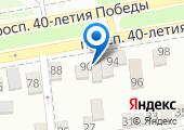 Магазин-склад строительных и отделочных материалов на карте