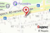 Схема проезда до компании ИНТЕРНЕТ-МАГАЗИН KROT.SHOP в Александровке