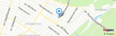 Энергоспецмонтаж на карте Ростова-на-Дону