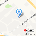 С-Ком на карте Ярославля