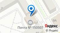 Компания Северный банк Сбербанка России на карте
