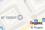 Схема проезда до компании Отделение почтовой связи №507 в Ивняках