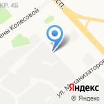НАТЭКС на карте Ярославля