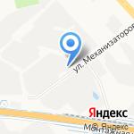 ДВС Мотор Сервис на карте Ярославля