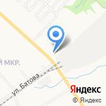 Маркет на карте Ярославля