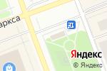 Схема проезда до компании МегаФон в Северодвинске
