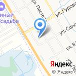 Ярославский аттестационный центр на карте Ярославля
