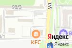Схема проезда до компании Линда в Ростове-на-Дону