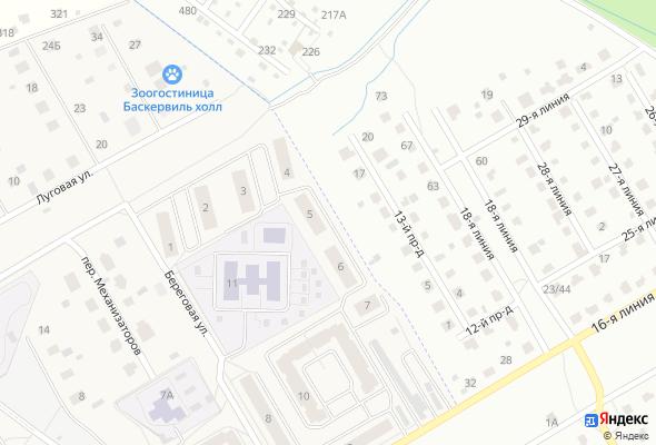 жилой комплекс Ивушка