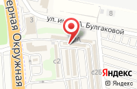 Схема проезда до компании Магазин автоэмалей и красок в Дядьково
