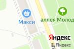Схема проезда до компании Marko в Северодвинске