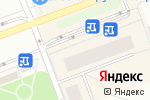 Схема проезда до компании Северная сказка в Северодвинске