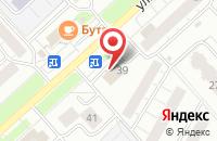 Схема проезда до компании Япончик в Ярославле