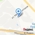 Столярная мастерская на карте Ярославля