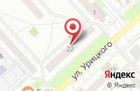 Схема проезда до компании Компания «Промышленный Стандарт» в Ярославле